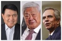 Forbes names the Philippines billionaires, Villar, Gokongwei & Razon top the list