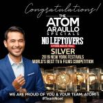 Atom Araullo leads GMA Network medal haul at New York Festivals