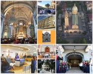 Intramuros Opens 9 Churches for Holy Week Visita Iglesia