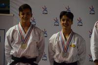 Filipino-Belgian Lodens brothers bag silver & bronze in Ju-Jitsu competition in Paris