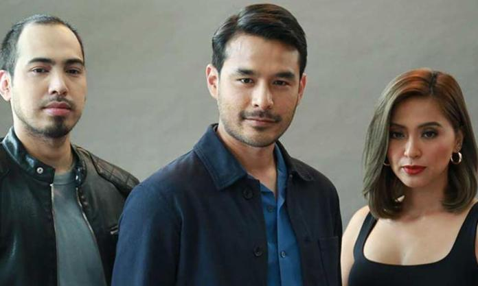 "Atom Araullo, Richard Heydarian, and Joyce Pring headline ""Stand for Truth"" on GMA Public Affairs YouTube channel. Credits to GMA Network."