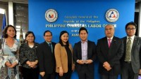Overseas labor office hails Bank of the Philippine Islands finance education for Filipino workers
