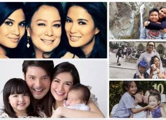 Filipino working mothers, Judy Ann Santos-Agoncillo, Marian Rivera-Dantes, Gloria Diaz, Josie Gabuco, Janice Lao