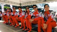 Celebrity racers topbill Toyota Vios Circuit Championship at Clark Speedway