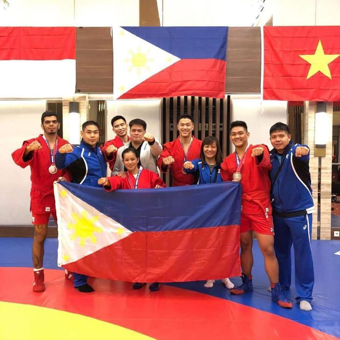 Philippine Sambo Championship