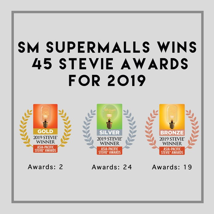 SM Supermalls Awards
