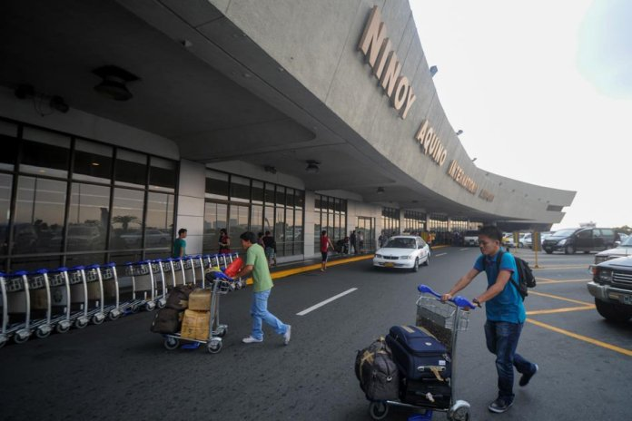 NAIA Best airports for business travellers