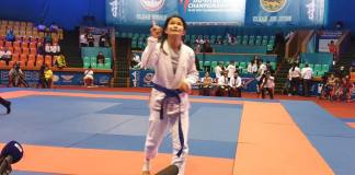 Filipina Jiu Jutsu Meggie Ochoa