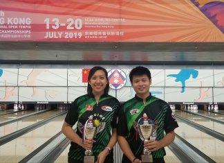 Filipino bowlers reaps Golds in Hong Kong