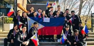 The Philippine Robotics FIRST Lego League 2019 season
