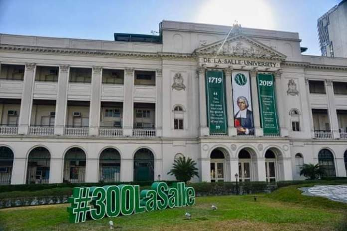 Impact Rankings De la Salle University