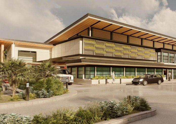 Compact Hospital World Architecture Festival