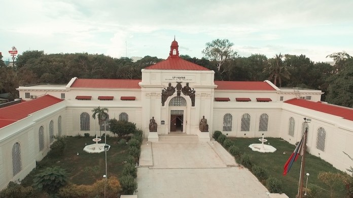UPV pre-war building
