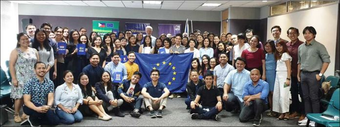 Filipino students Erasmus scholarships