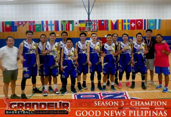 GoodNewsPilipinas basketball