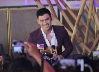 Mr. World Philippine JB Saliba