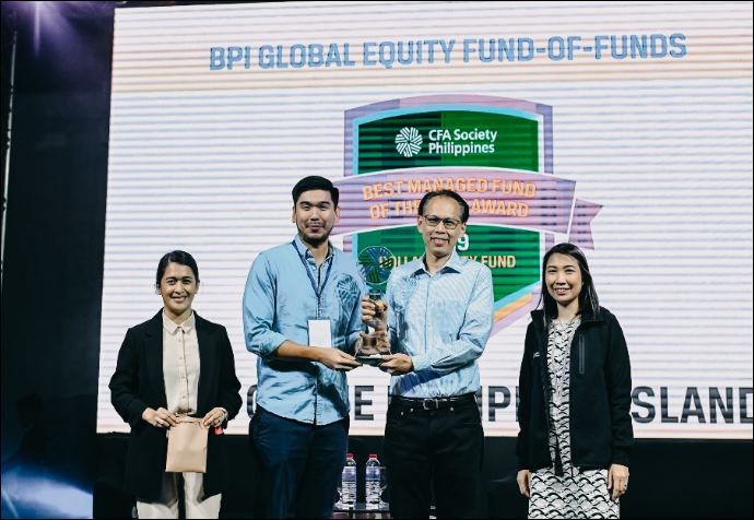 BPI CFA Society awards