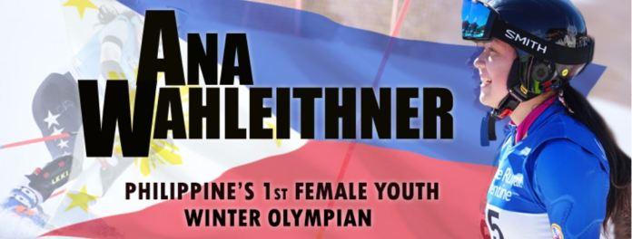 Ana Wahleithner Winter Youth Olympics