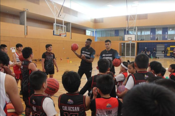 Kiwinoy Basketball Sky Sport Breakers