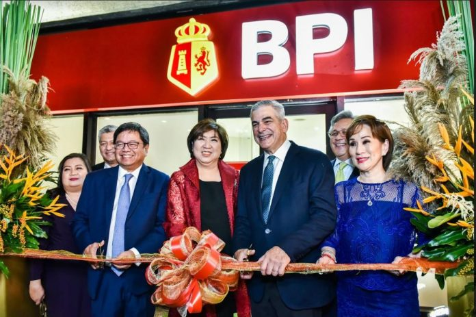 BPI biggest branch Makati