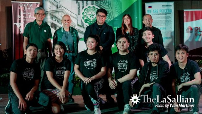 NASA Space Apps Challenge Manila