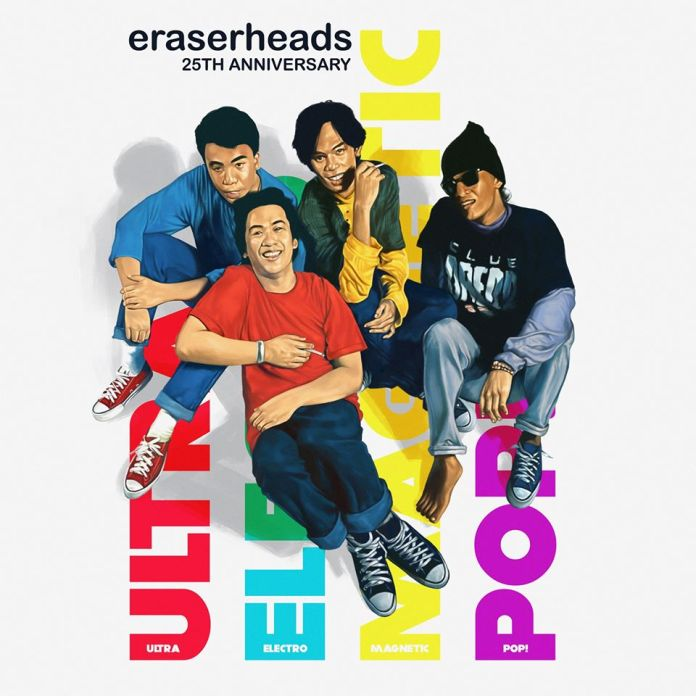Eraserheads 25th year