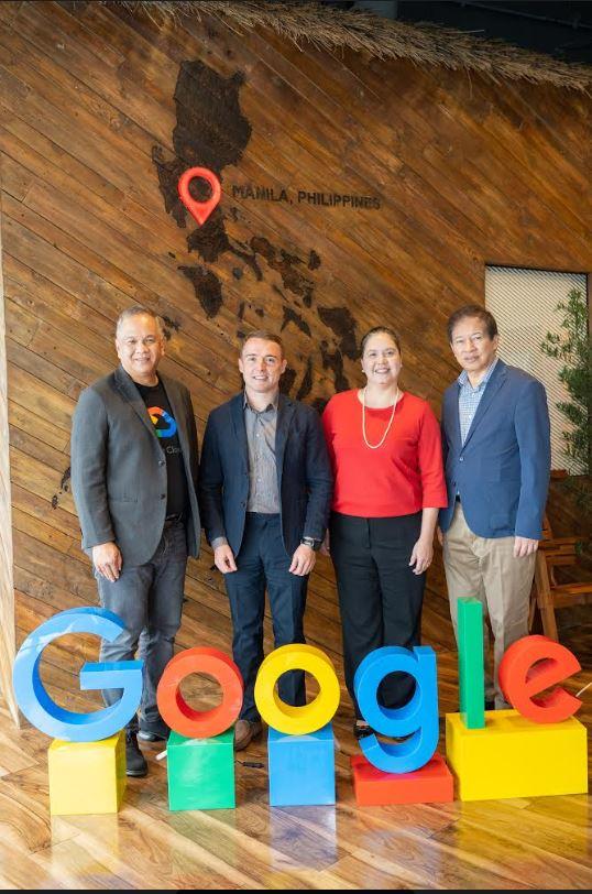 Google IdeaSpace partnership