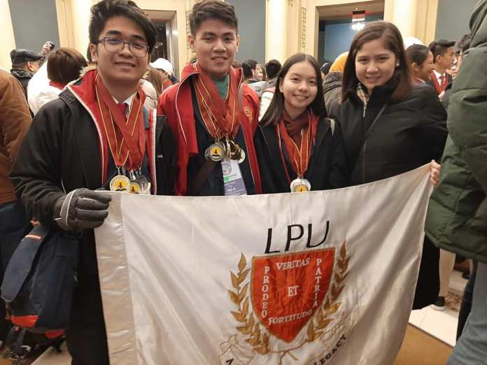 LPU Batangas World Scholar's Cup