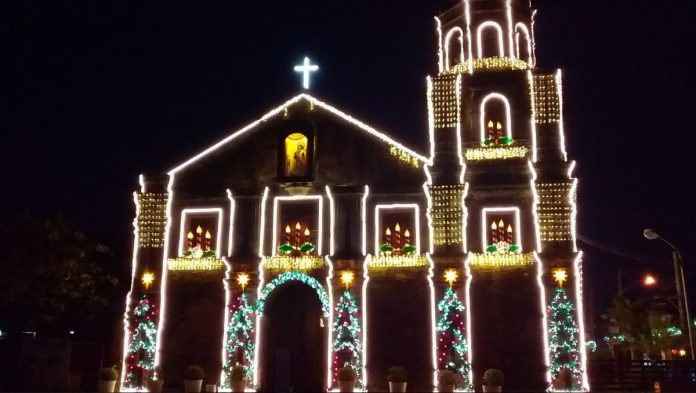 Filipinos Christmas Day