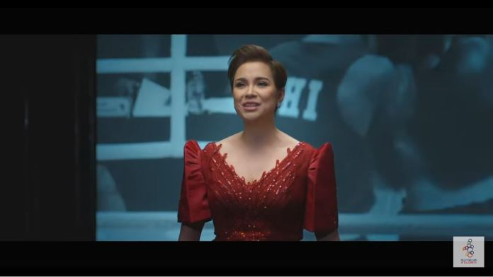 Lea Salonga We Win As One