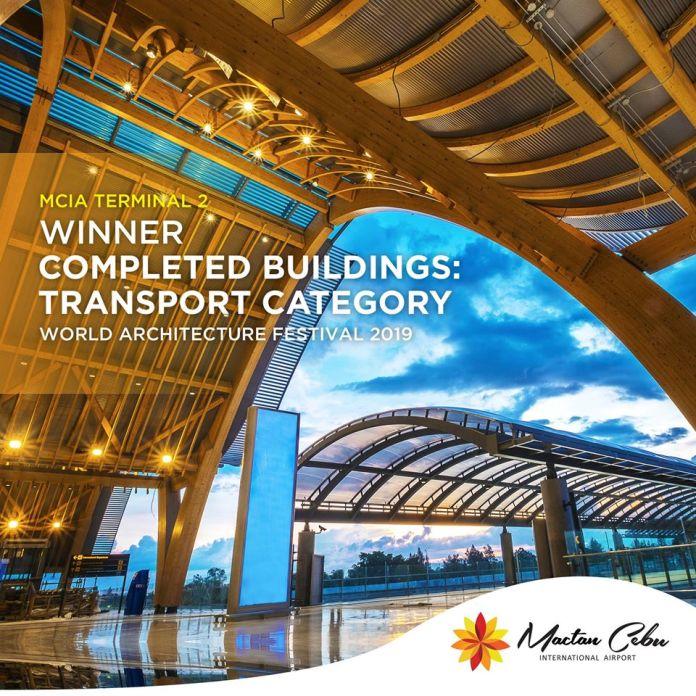 Mactan Cebu Airport World Architecture Festival