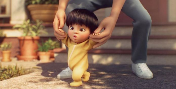 Disney-Pixar Float