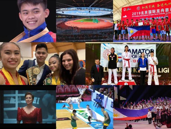 top Filipino Sporting