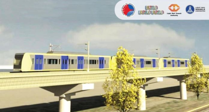 LRT-1 Cavite
