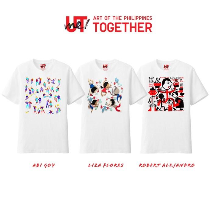 Robert Alejandro uniqlo design shirts