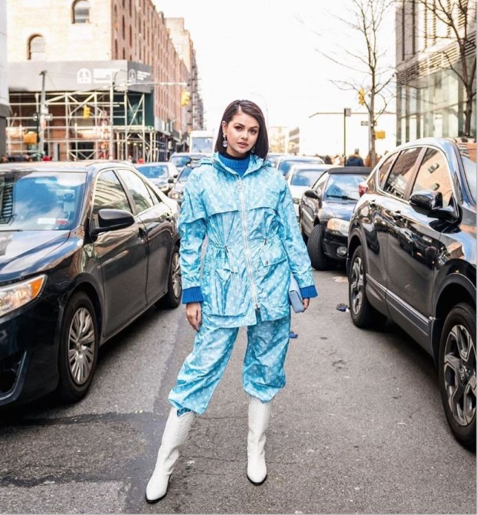 Janine Gutierrez New York Fashion
