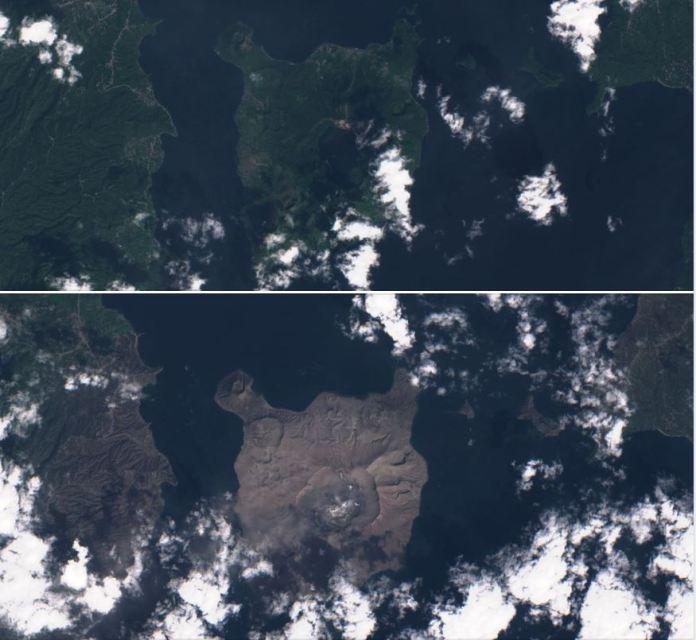 Copernicus Satellite Philippines