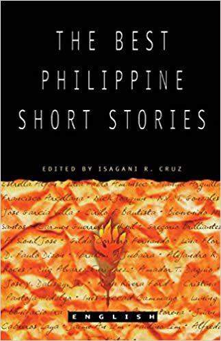 BOOK 10 Best Philippine Short Stories