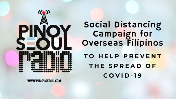Pinoy Seoul Radio COVID-19