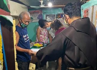 Caritas Manila donations