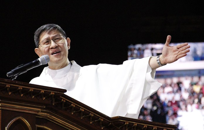 Cardinal Tagle faith lessons