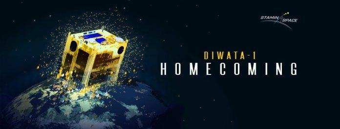 Diwata-1 homecoming