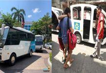 COMET e-Bus and eTrikes