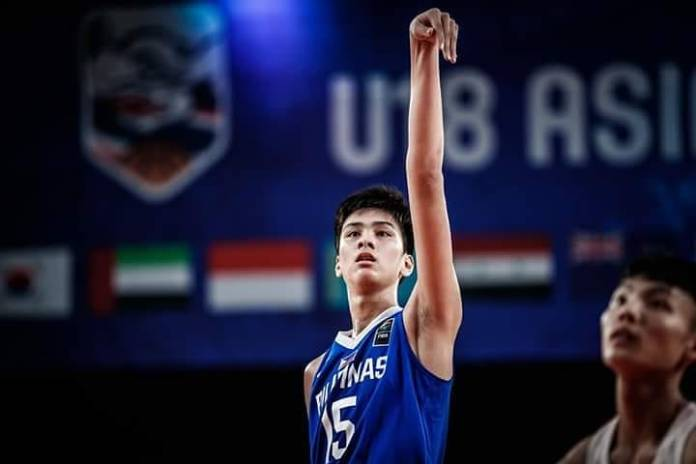 Kai Sotto NBA dream