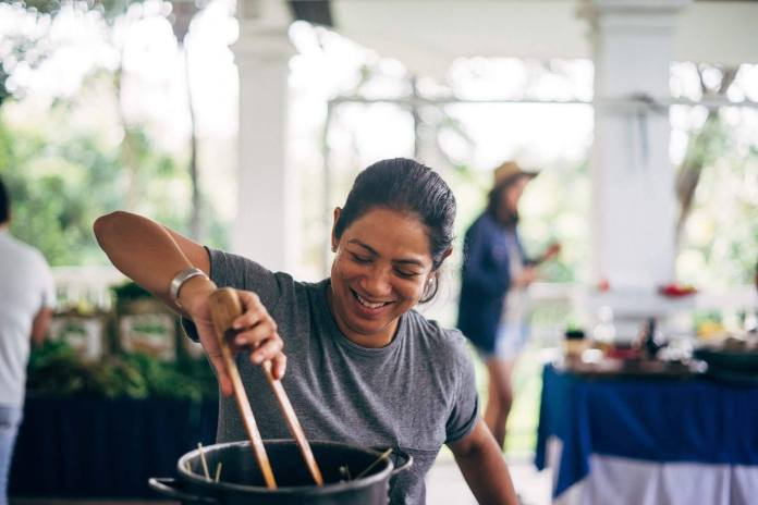 Filipina Chef Margarita Forés