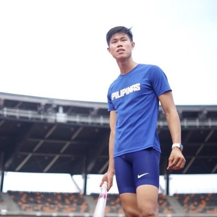 EJ Obiena virtual battle Tokyo Olympians
