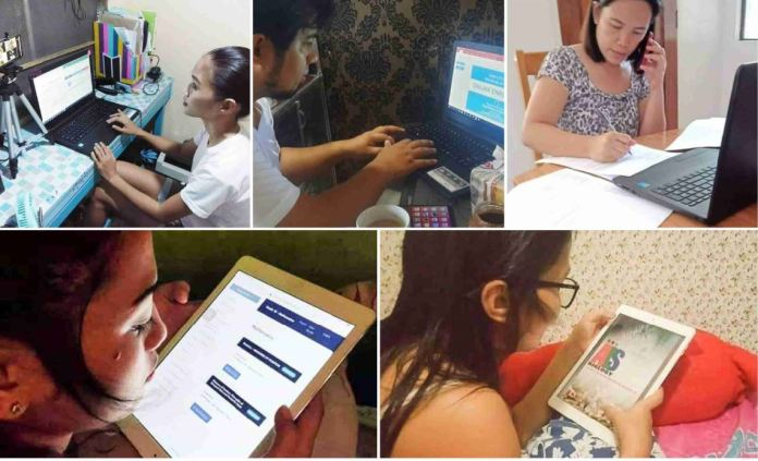 Manila tablets laptops wifi for student and teachers