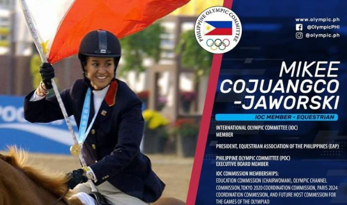 Mikee Jaworski voted to Olympic