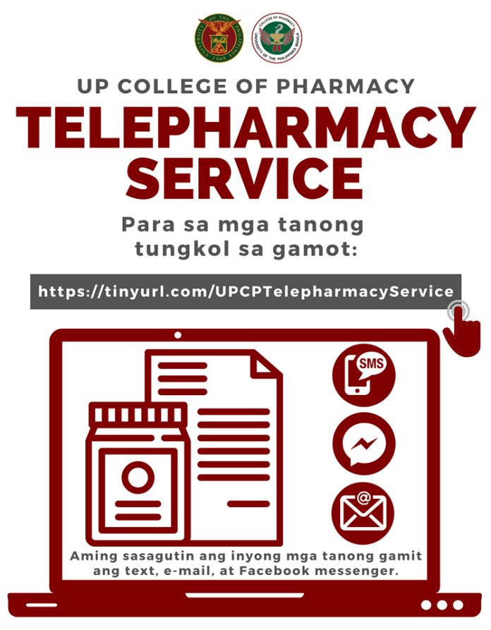 UP Free Telepharmacy