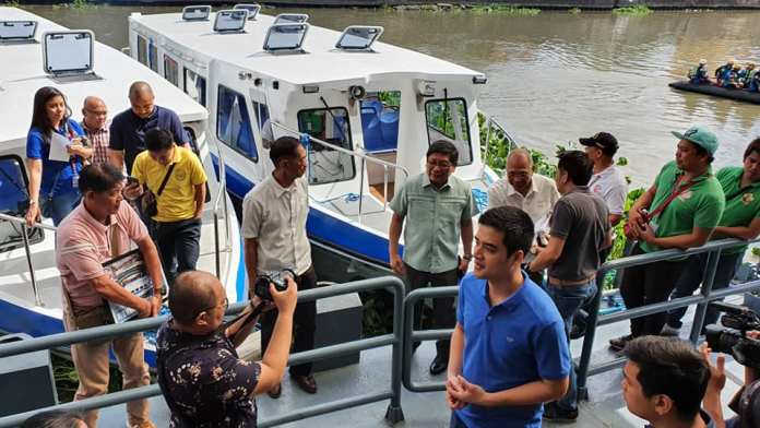 Pasig River Ferry resumes